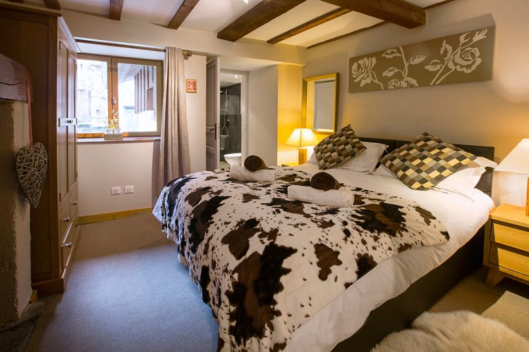 Luxury Chalet Les Arcs | Catered Chalet | SkiVillaRoger
