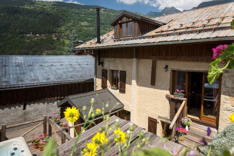 Luxury chalet Les Arcs | SkiVillaRoger